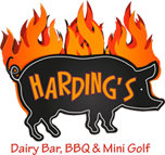 Harding's Dairy Bar, Mini Golf, and BBQ - Tunkhannock, PA